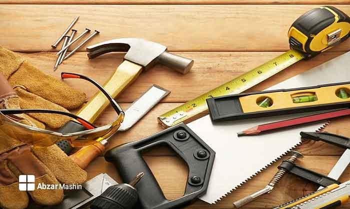 ابزار های مورد نیاز یک نجار