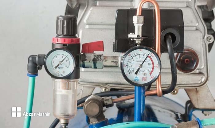 تنظیم کننده کمپرسور هوا چیست و چه نقشی را برعهده دارد؟